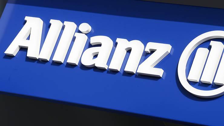 Beim Versicherer Allianz klingeln die Kassen. (Archiv)