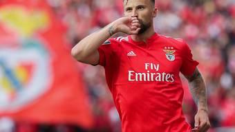 Haris Seferovic traf wieder einmal für Benfica Lissabon