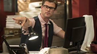 """Chris Hemsworth - hier im """"Ghostbusters""""-Remake, das im Juli in die Kinos kommt - entschädigte einen ehrlichen Finder grosszügig. (Archivbild)"""