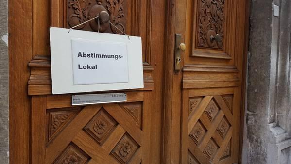 In Solothurn gingen 39 Prozent an die Urne.