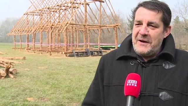 Gemeindepräsident missachtet Bauvorschriften