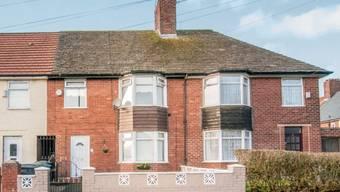 Hier lebte ein Beatle: 72 Western Avenue, Speke, Liverpool (zvg)