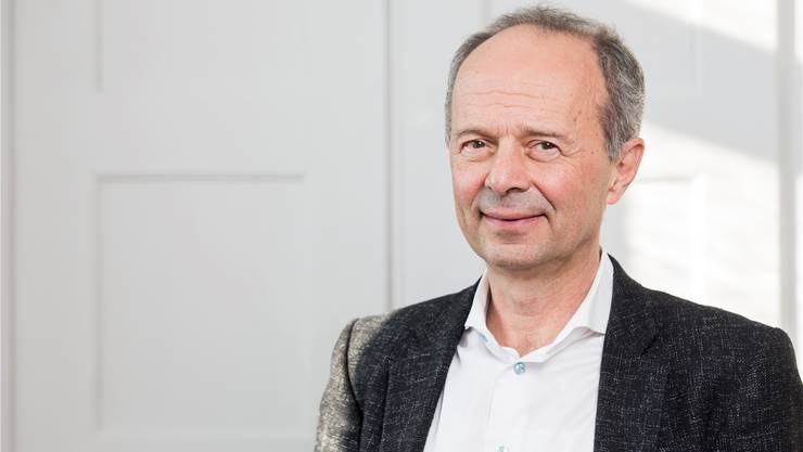 Richard Wolff (AL) ist Stadtzürcher Tiefbauvorsteher.