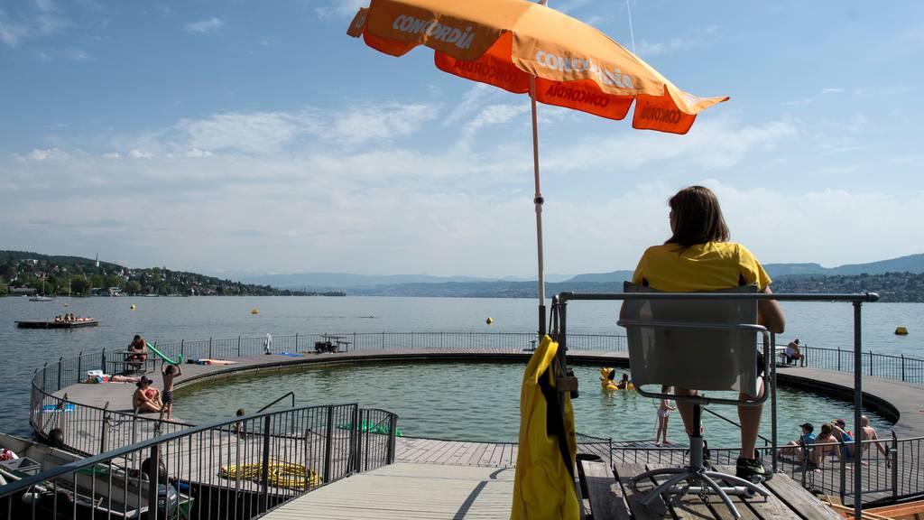Tödlicher Badeunfall in Zürich: Polizei sucht Zeugen