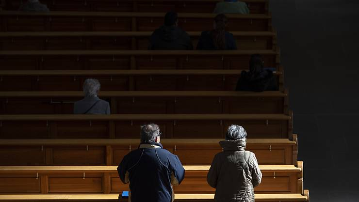Damit der Kirchenbesuch trotz Coronavirus wieder möglich wird: Die Schweizer Bischofskonferenz hat ein Schutzkonzept für Gottesdienste erlassen. (Themenbild)