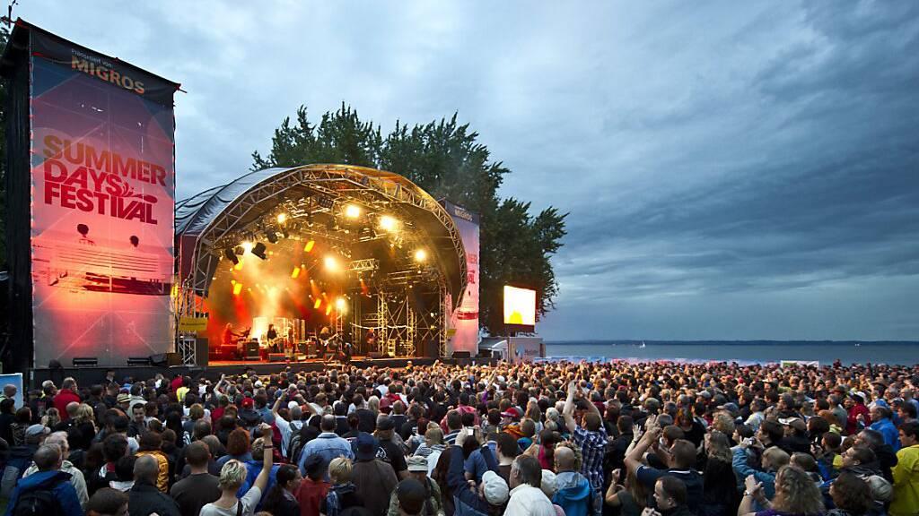 Das Summer Days Festival 2021 findet statt