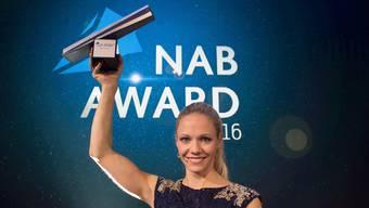 Marit Neukomm ist Aargauerin des Jahres 2016