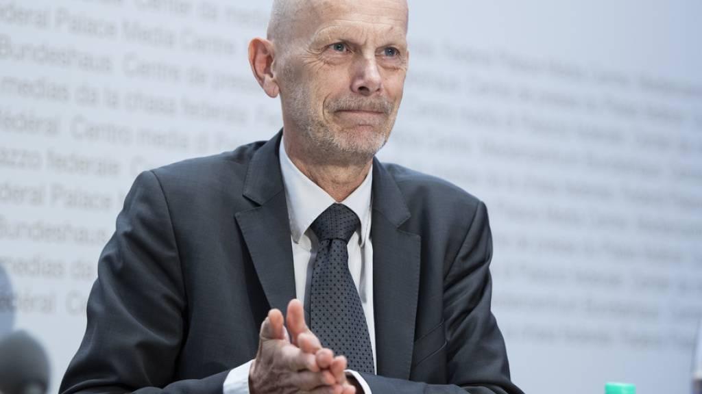 BAG-Beamter Daniel Koch für Humorschaufel 2020 nominiert