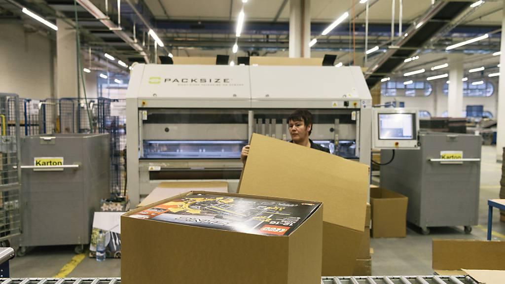 Onlinehändler haben im Weihnachtsgeschäft zugelegt