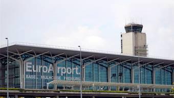 Der Euro-Airport.
