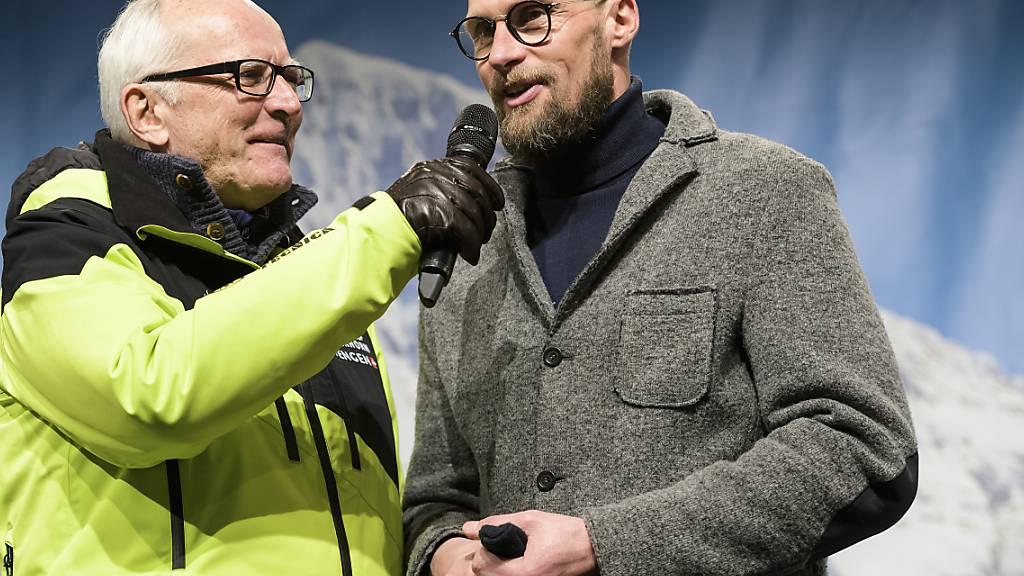 Büchel fürchtet um nächsten Weltcup-Winter