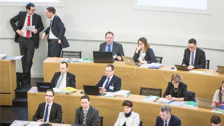 Morgen beginnt im Parlament die Budget-Debatte.