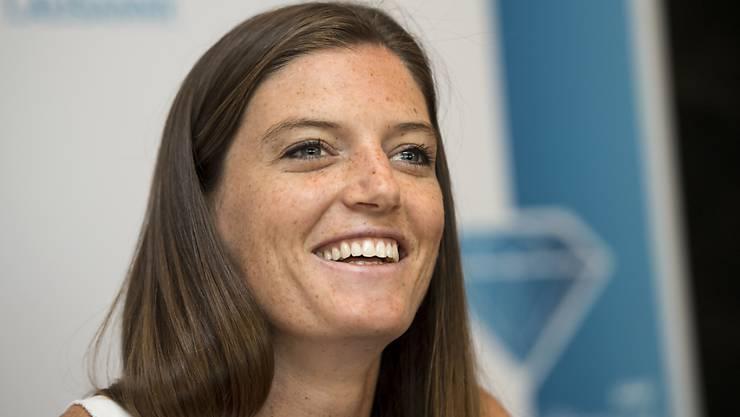Lea Sprunger hofft nach der Enttäuschung an den Olympischen Spielen 2016 an der WM in London auf den grossen Coup