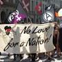 Gemäss einem Communiqué auf Barrikade.info fanden sich am Samstag etwa 300 Personen zu einer Kundgebung «gegen den Mythos Schweiz» in Bern zusammen.