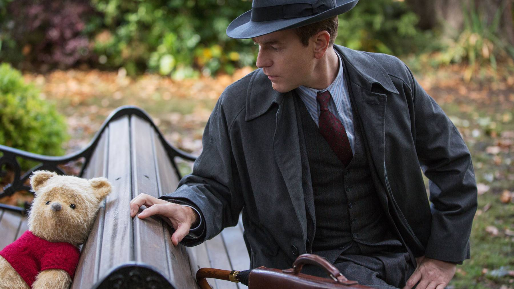 Kinotipp: «Christopher Robin» ab morgen im Kino