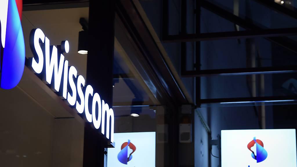 Mehrstündige Störung des Swisscom-Mobilnetzes