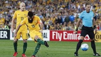 Mile Jedinak brilliert für Australien gegen Honduras
