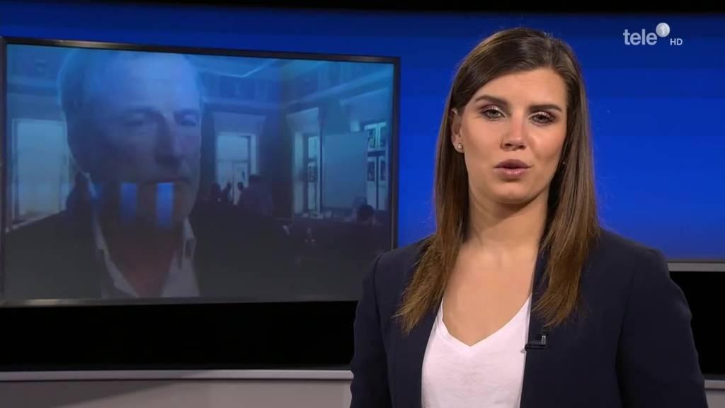 Rücktritt Dolfi Müller