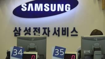 Nach dem Handy die Waschmaschine: Samsung hat Ärger mit der US-Behörde für Produktsicherheit wegen angeblich explodierenden Waschmaschinen. (Symbolbild)