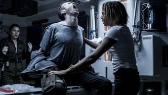 """Szenebild aus """"Alien: Covenant"""". Der Film hat am Wochenende die Spitze der Deutschschweizer Kinocharts übernommen. (Handout)"""