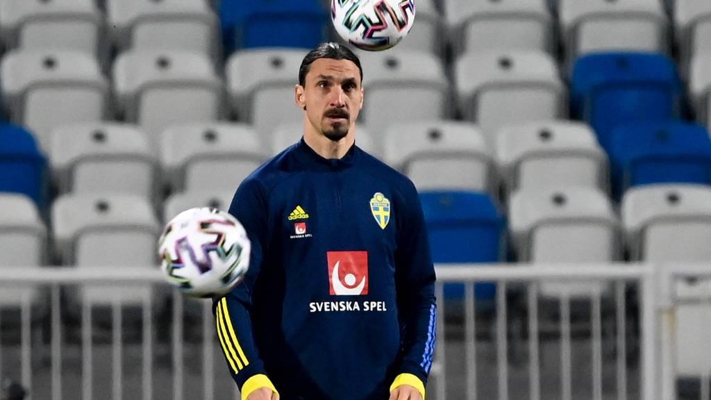 Zlatan Ibrahimovic verzückt das Publikum künftig nicht nur noch auf dem Rasen, sondern bald auch im Kino.