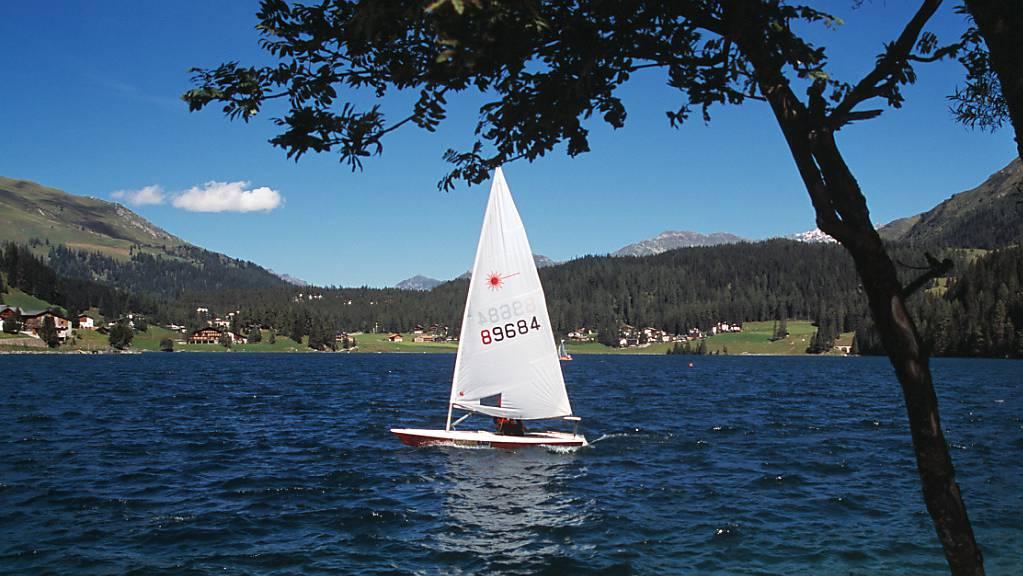 Das Ferienheim «Ob dem See» in Davos Wolfgang wechselt den Besitzer. Es soll weiterhin als Ferienkolonie betrieben werden. (Symbolbild)
