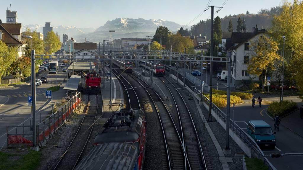 SBB: Ausfälle auf der Strecke Luzern-Sursee