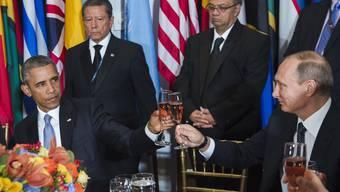 Die Regierung Obama zeigt sich über Russlands Intervention in den syrischen Bürgerkrieg verärgert.