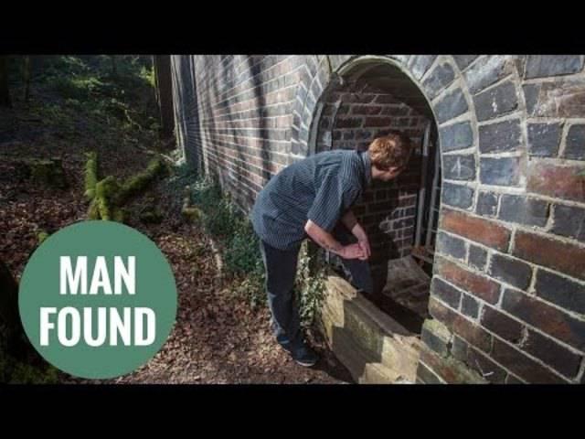Izaak Eglington-Watts erzählt von dem Moment, als er James Thompson in den Plymbridge Woods gefunden hat.