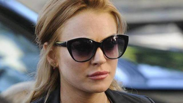 Ein Tag in Freiheit: Lindsay Lohan