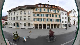 Was soll sich an der Kirchgasse als Nutzungsvariante ergeben? Die Fraktion SP/Junge SP sieht in den Räumlichkeiten von Natur- und Kunstmuseum allenfalls ein «Haus der Kultur» entstehen.