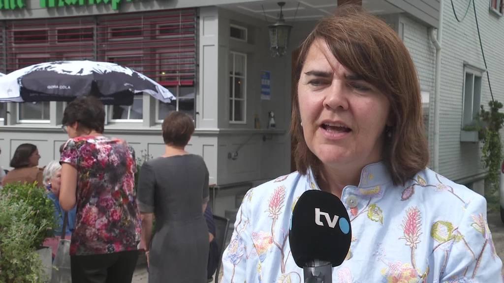 Antonia Fässler: Die abtretende Statthalterin im Interview