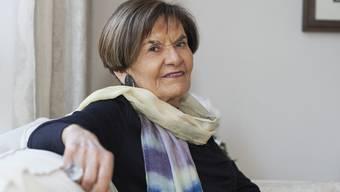 Die 1932 in Bern geborene Ruth Binde war langjährige Mitarbeiterin beim Diogenes-Verlag.