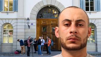 Hassan Kiko muss eine zusätzliche Freiheitsstrafe von sechs Monaten absitzen. (Bildmontage)