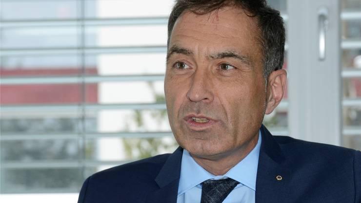 Anwalt Rémy Wyssmann
