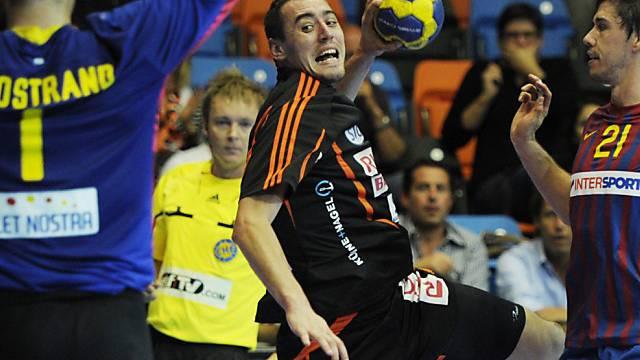Achtfacher Torschütze: Aleksandar Stojanovic