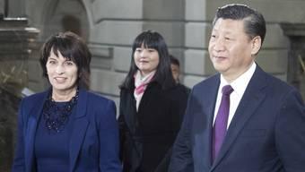 Staatsbesuch China