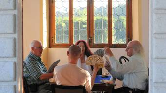 Soirée Tarot im Schloss Waldegg