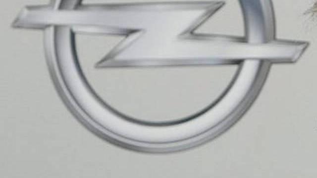 GM-Geld für Opel (Archiv)