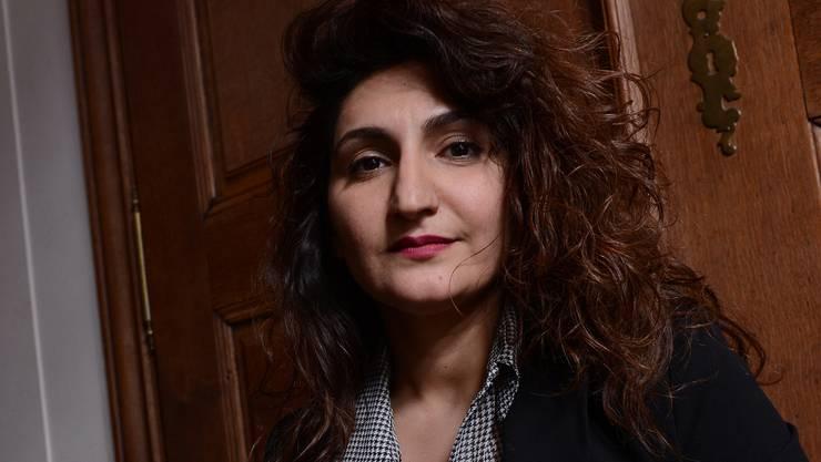 Kandidatur mit Folgen: Bündnis-Politikerin Sibel Arslan (32).