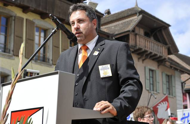 Michel Graf, Präsident Seel