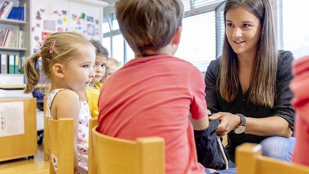 Bildet Lehrpersonen aus: Die Pädagogische Hochschule Schwyz erfreut sich gesteigerter Beliebtheit.