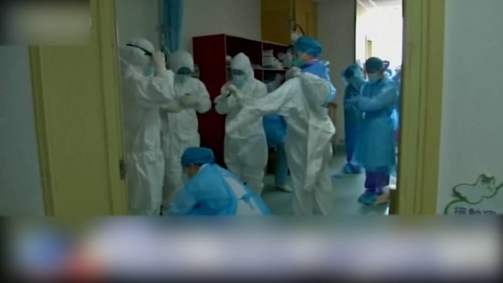 Coronavirus: Weltweiter Engpass an Schutzkleidung