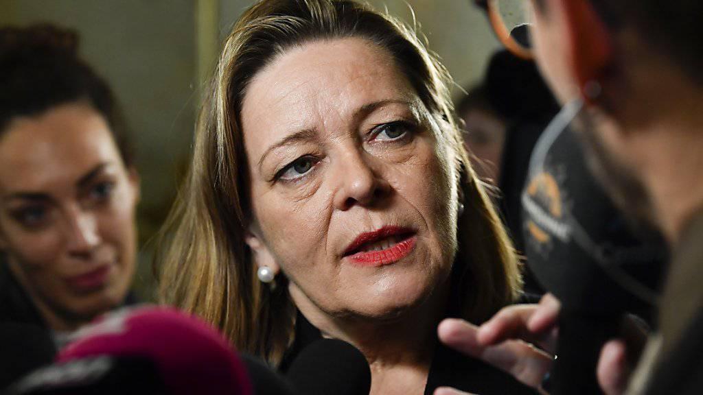 Möchte in den Ständerat: die Urner CVP-Regierungsrätin und frühere Bundesratskandidatin Heidi Z'graggen. (Archivbild)