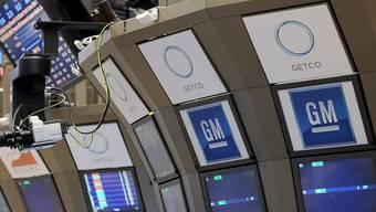 Euphorie nach Rückkehr von GM an den Aktienmarkt