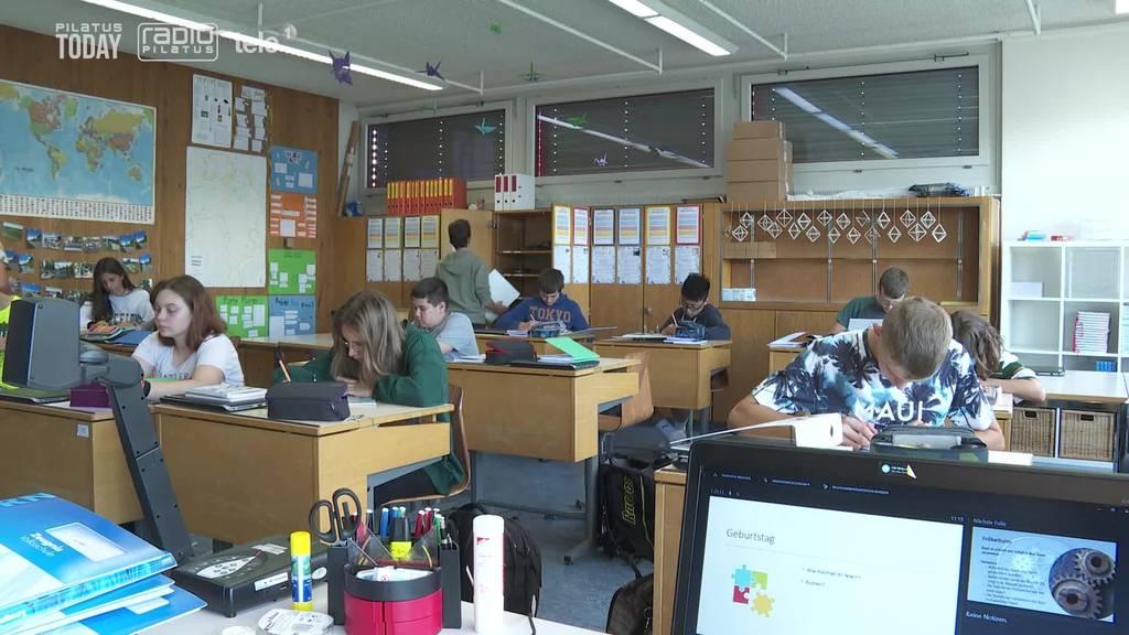 Zeit zum Lüften: An Luzerner Schulen werden neue Messgeräte getestet