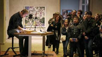 Die Museumsnacht lockte in den vergangenen Jahren jeweils viele Besucher an.