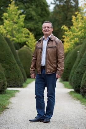 Mario Delvecchio möchte am 18. Oktober für die FDP den Stadtratssitz zurückerobern.