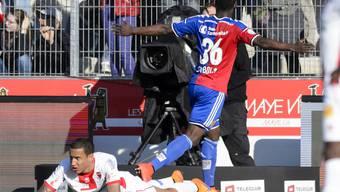 FC Sion - FC Basel