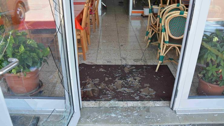 In Olten gab es am vergangenen Wochenende insgesamt drei Einbrüche in Ladenlokale.
